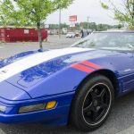 Here's an old corvette still in great condition!