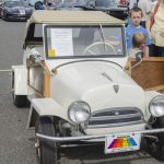 Check out this mini car!