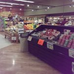 Econo has great, fresh produce, inside and out today!