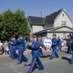 Ishpeming High School Band and Drumline