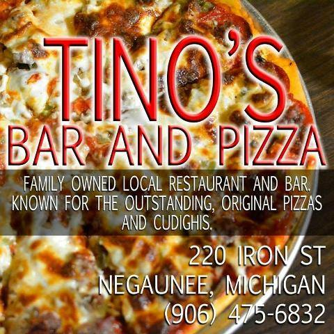 Tino's Bar & Pizza in Negaunee 49866