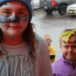 Kids loved the face painting