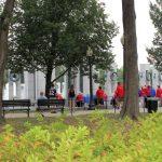 World War II Memorial in D.C.