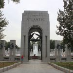 One of the entrances to the memorial