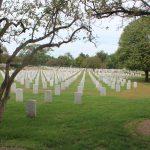Arlington Cemetery in Washington D.C.