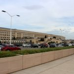 We got to see much of the Pentagon while on our visit.