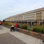 Part of the Pentagon