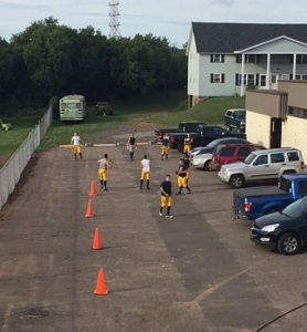 Negaunee Miners Football VS Gladstone Braves 09/09/16 on Sunny.FM.
