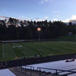 Negaunee Miners Football vs Norway Knights on Sunny.FM.