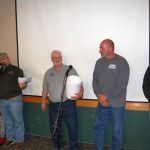 Curt of Premium Pole Buildings and Storage Sheds Just about to Pick Final 6 from Bucket