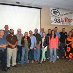 Great Lakes Radio Staff and Winners