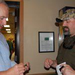 Bill Tibor and Adam Carpenter Discuss Quantum Physics