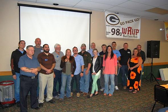 Steamin Summer Sauna Great Lakes Radio Group Shot