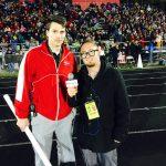 Ryan Ranguette from JR & Friends with Blaise Zimmer