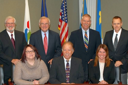 Marquette City Commission 2016