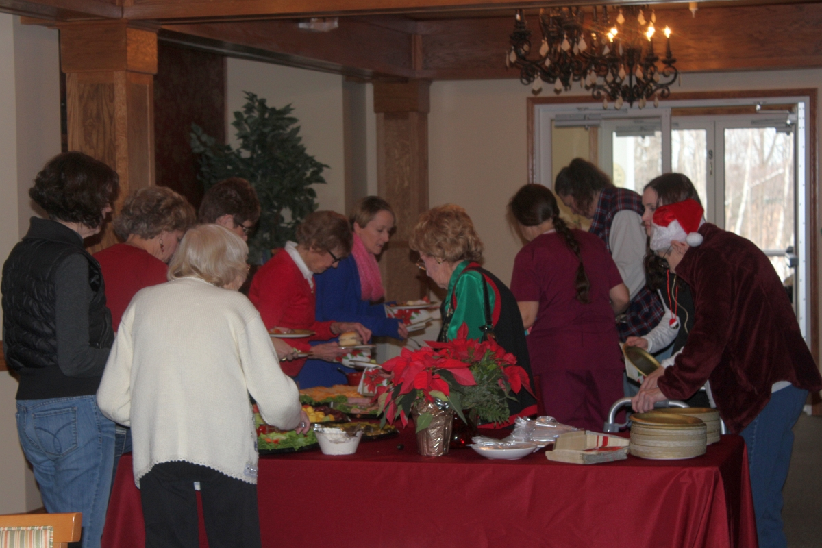 Mill Creek Christmas Party