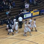 The Negaunee Miners Boys Basketball Team 70-43 won over the Kingsford Flivvers on Sunny.FM.