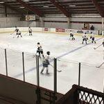 The Negaunee Miners Hockey team fell 6-3 against the Kingsford Flivvers on Sunny.FM.