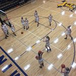 The Negaunee Miners Girls Basketball VS Ishpeming Hematites 01/23/17 on Sunny.FM.