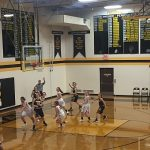The Negaunee Miners Girls Basketball team defeats the Iron Mountain Mountaineers 01/013/17