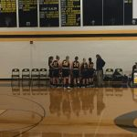 The Negaunee Miners Girls Basketball defeated the Manistique Emeralds 01/06/17