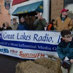 Great Lakes Radio was a sponsor for the UP200