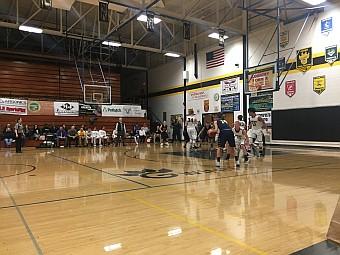 The Negaunee Miners Boys Basketball VS Gwinn Modeltowners 02/02/17 on Sunny.FM.