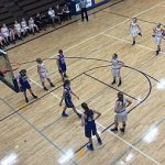 The Negaunee Miners Girls Basketball VS Calumet Copper Kings 02/07/17