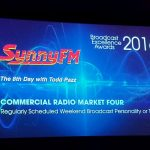 Sunny.FM's 8th Day brought home 2 awards this year!