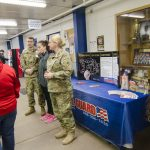 The National Guard at Lakeview Arena