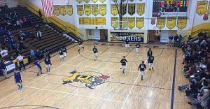 Negaunee Miners Girls Basketball VS Ishpeming Hematites on Sunny.FM 03/03/17