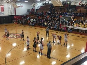 The Negaunee Miners Girls Basketball Team fell to the Calumet Copper Kings 60-49 on Sunny.FM.