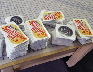 Get your stickers, Get your stickers