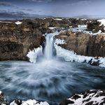 Aldeyjarfoss in Northern Iceland - Saddleback Photo