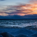 Image from the East Bay on Lake Michigan from Dale DeVries