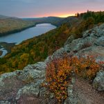 Lake of the Clouds, Porcupine Mountains Wilderness State Park, Ontonagon County, Michigan  - David Stimac Photography
