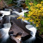 Presque Isle River, Porcupine Mountains Wilderness State Park, Ontonagon County, Michigan - David Stimac Photography