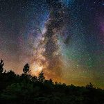 Proton Arc and Milky Way over the Upper Peninsula - Photo by Wanderlust Imagery