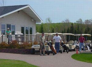 Gentz Golf Course Beaver Grove Marquette Michigan