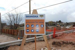 Skanska celebrates 200,000 hours of injury free construction