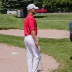 One of the PGA instructors.