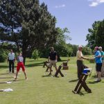 Here's the course mid iron game clinic.