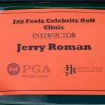 PGA Pro Jerry Roman instructed today as one of the clinics.