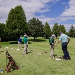 The mid iron game clinic.