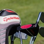 Jerry Roman was sporting TaylorMade