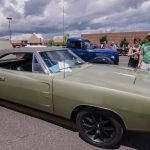 A smokin' '68 Dodge Charger from last year's show.