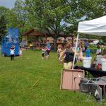 Fun at Miner's Park in Negaunee