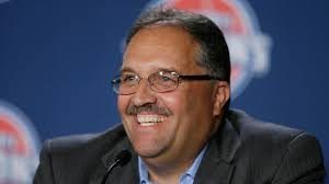 Pistons Head Coach and President of Basketball Operations Stan Van Gundy has his hands full tonight with the NBA Draft.