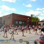 Marquette Area Schools Redettes Cheering