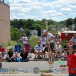 Marquette Parade on Stilts